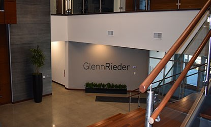 Glenn Rieder office